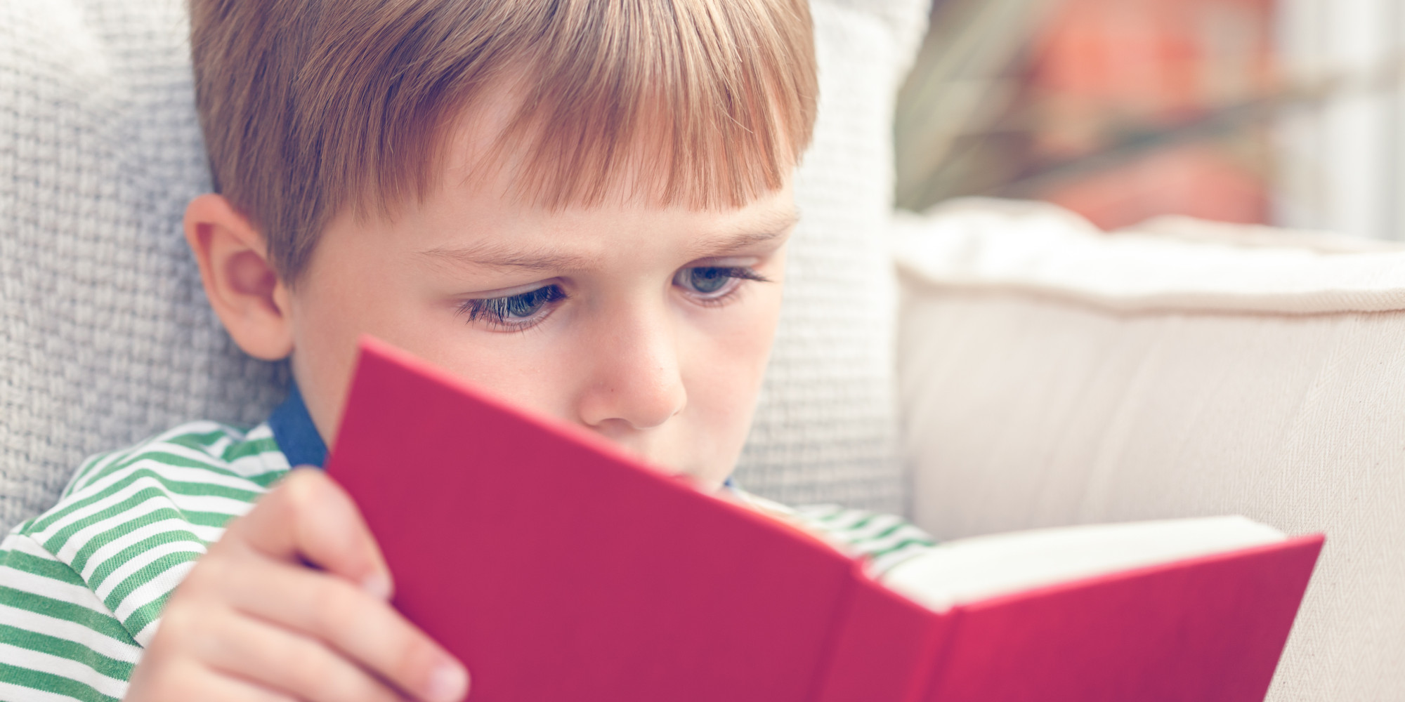 Image result for kid reading a book